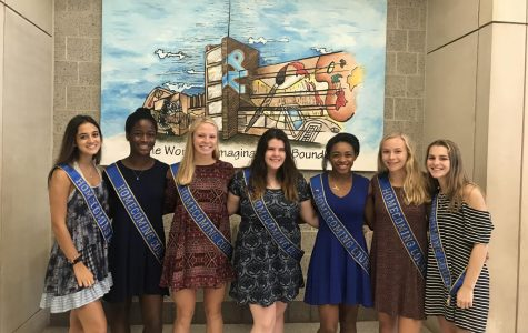 Meet the 2018 Homecoming Queen Candidates