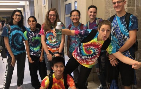North Penn shows off pride with annual Spirit Week