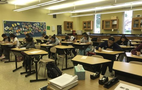 Is cheating an epidemic at NPHS? Survey says… Yes.