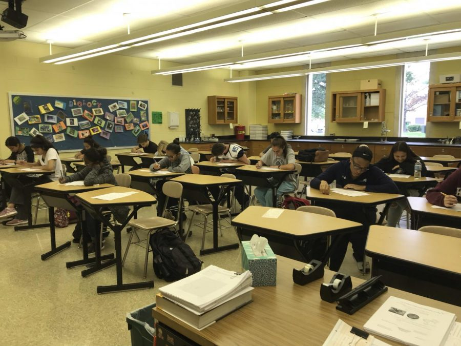 Is cheating an epidemic at NPHS? Survey says… Yes  – The