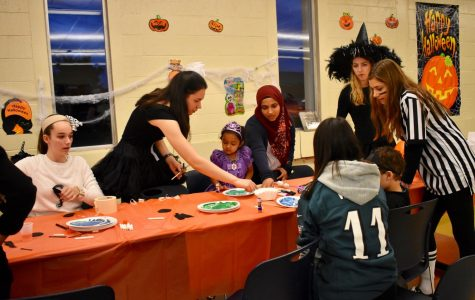 PHOTO STORY: YEA Club hosts Halloween party