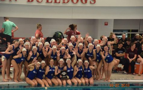 Girls water polo dynasty continues with their 5th straight state title