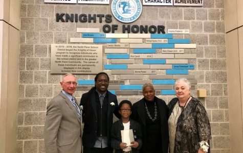 North Penn celebrates icons at Knights of Honor induction