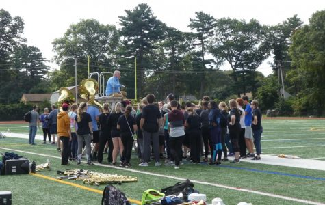 Marching Knight reflects on trip to Boston