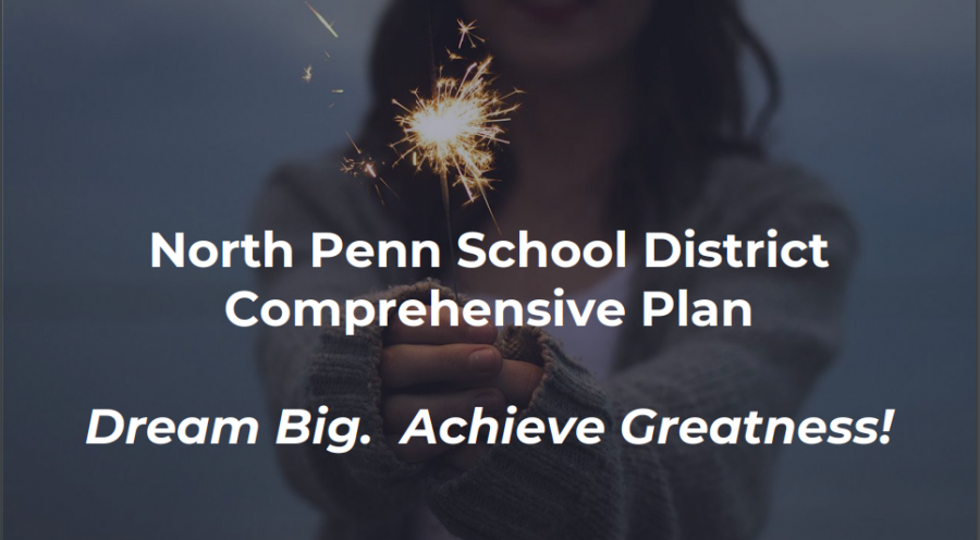 The+North+Penn+School+Board+heard+from+Dr.+Jenna+Rufo+about+the+2018-2019+comprehensive+plan.
