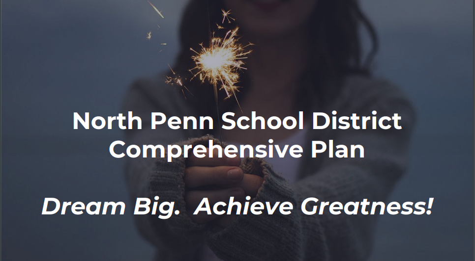 The North Penn School Board heard from Dr. Jenna Rufo about the 2018-2019 comprehensive plan.