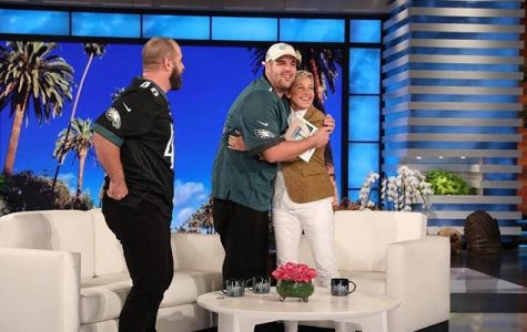 Ben Hartranft reflects on his appearance on The Ellen Show
