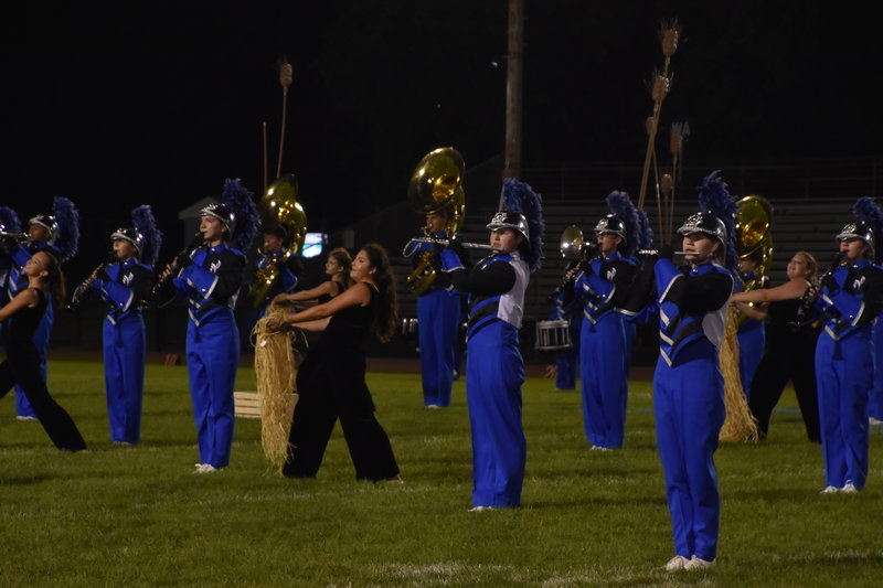 Marching Knights back in form in 2018
