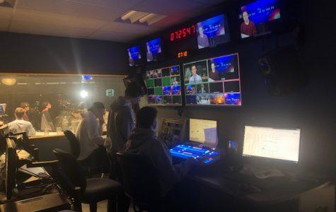 Behind the scenes of NPTV