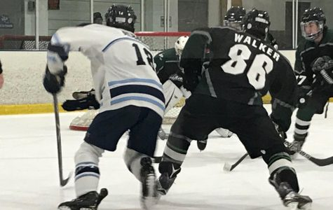 Greenstein and Ebbinghaus help Knights come back and tie Rams
