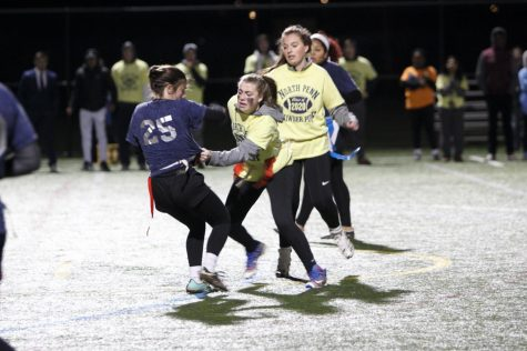 Class of 2019 takes second Powder Puff victory