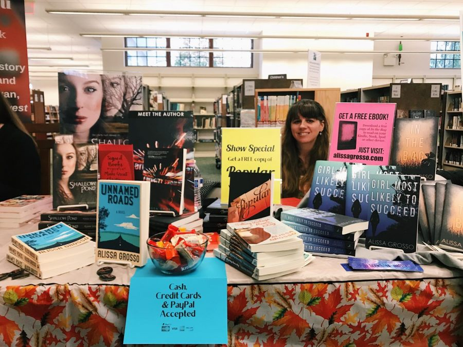 Local+authors+give+advice+to+aspiring+writers