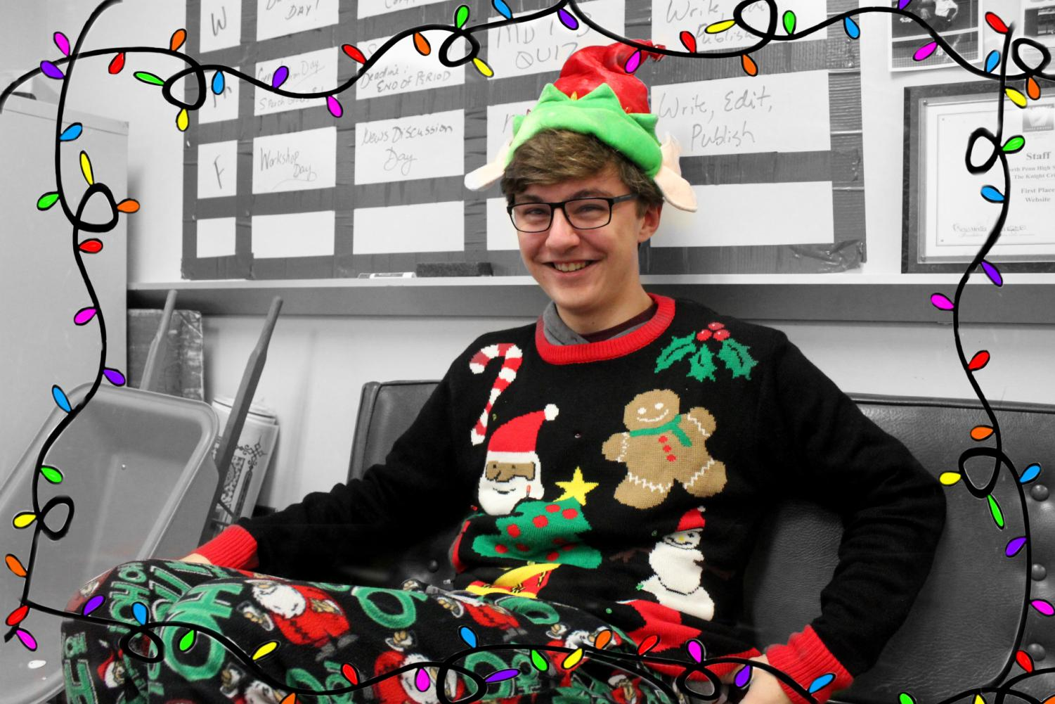 KC Staff writer is ready for Christmas everything!