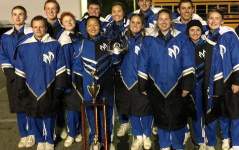 Marching Knights are back to back state champs