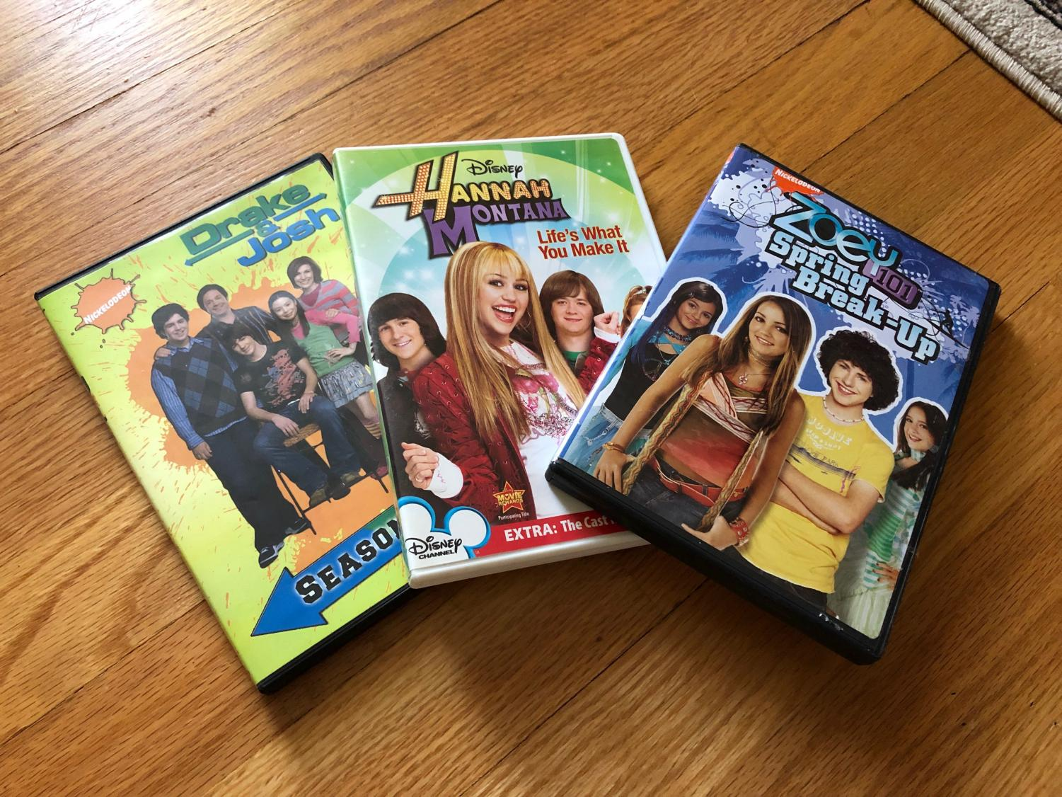 Certain TV shows from the 2000's have earned their place as iconic childhood shows.