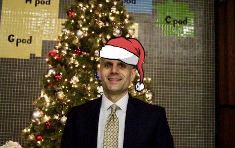Jolly Old St. Nicholson tops North Penn's Christmas charts