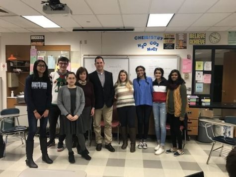NPHS students show prowess in foreign language contest