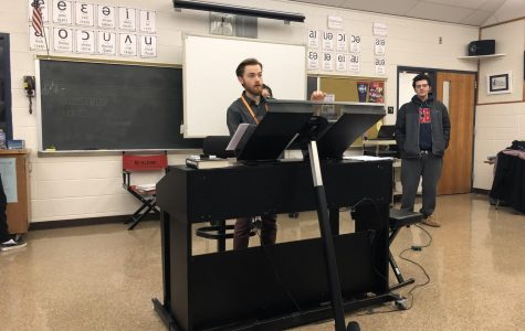 Mr. Michael Trycieckyj hitting the right notes