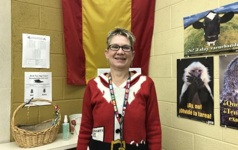 A Knight in the Castle: Señora Kriebel