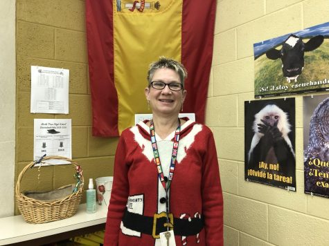 A Knight in the Castle: Mrs. Trego