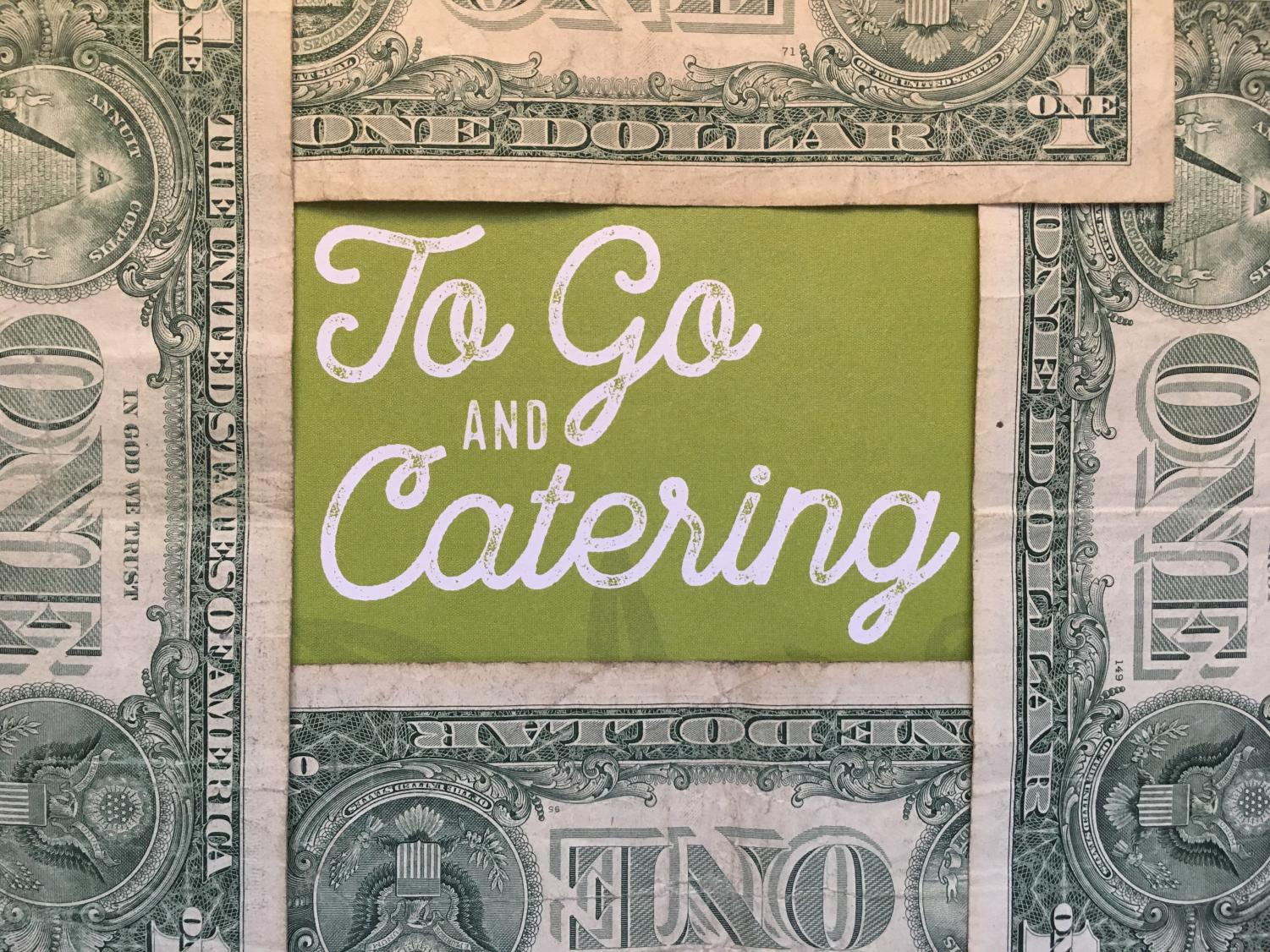 As a To-Go Specialist, Rosenblatt explains the importance of tipping for takeout.