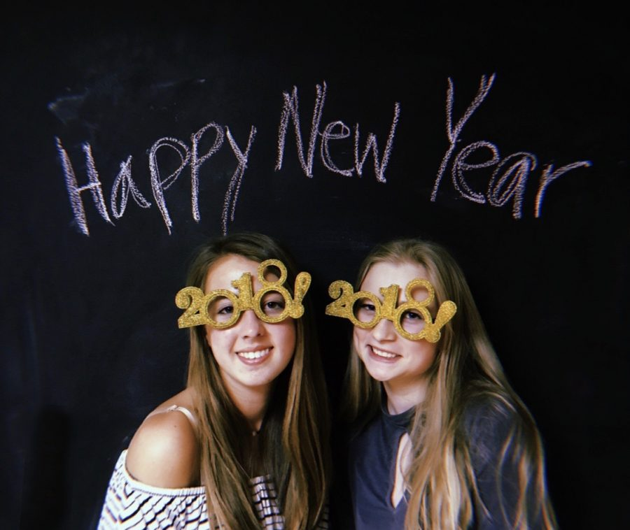 NP students share New Years resolutions