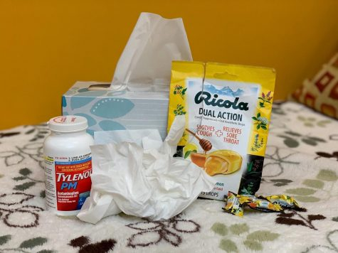 5 things I hate about being sick in school