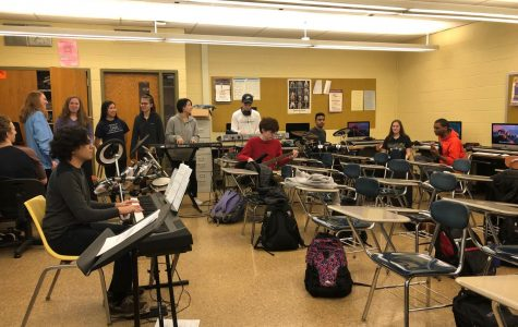 Course Selection: Comprehensive Music Technology