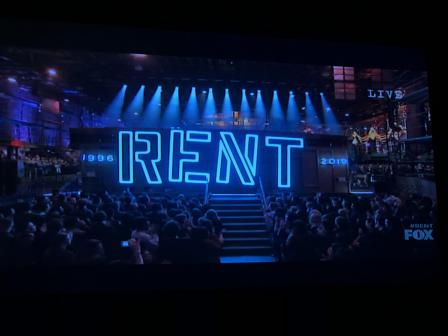 Rent live premiered at 8pm on Fox on Sunday, January 27th.