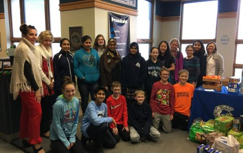 Penndale community helps local families in need