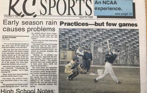 Throwback Thursday: Early Season Rain causes problems, 1992 – Jeff Stewart