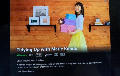 Review on Tidying Up with Marie Kondo