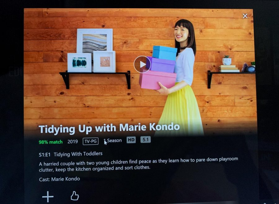 Review+on+Tidying+Up+with+Marie+Kondo