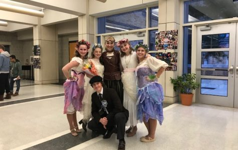 Midsummer Day's Encore for Thespian Troupe #5464