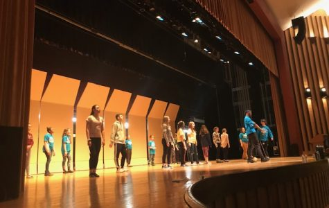 Middle Schoolers Step Into the Spotlight at Annual Thespian Workshops