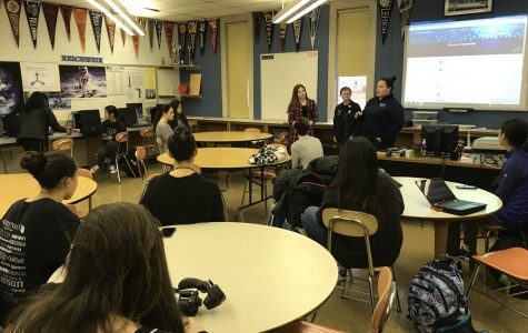 Women in Engineering defeat stigma in new club at NPHS