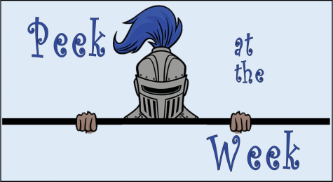 Peek at the Week 5/20 – 5/24