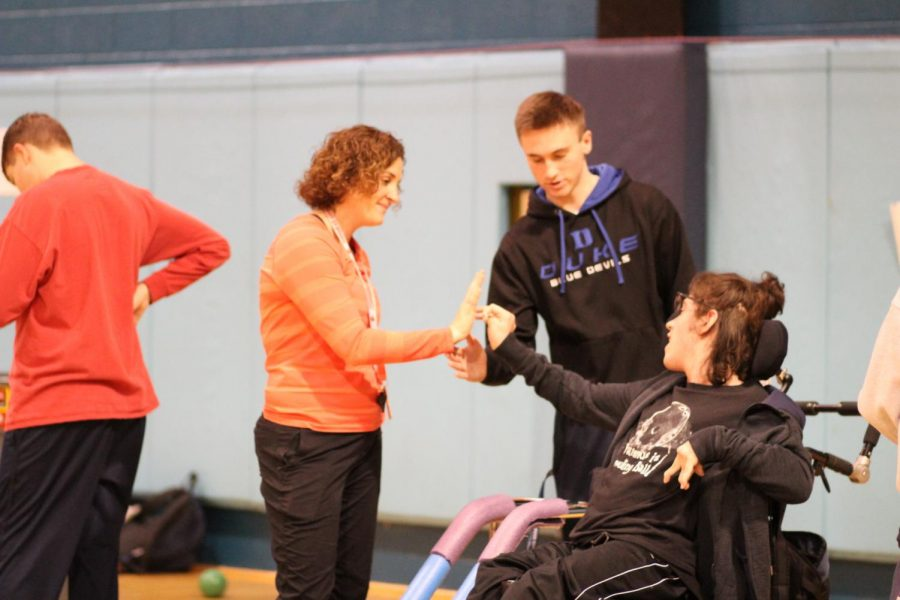 Mrs. Kristen Panaski strives to impact students