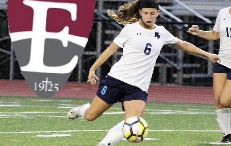 Meghan Coulton is continuing her academic and soccer career to Eastern University.