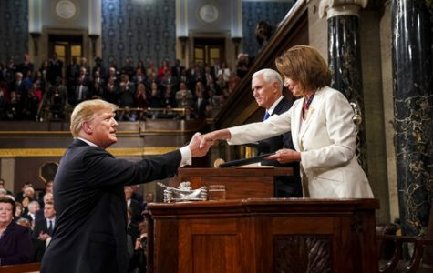 """Agenda of the People"" at center of Trump's State of the Union"