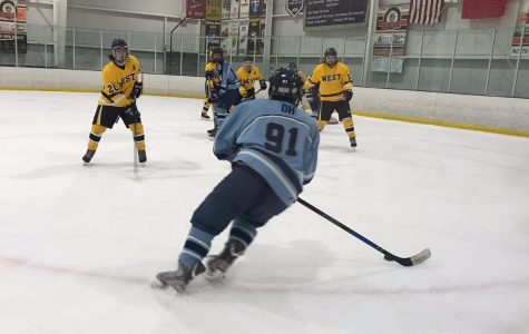 Knights bucked in back and forth battle