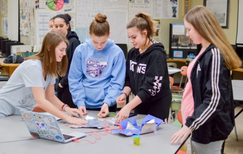 NP Women in Engineering Club hosts annual Girls Night