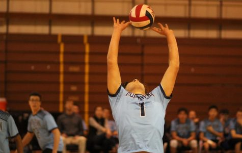 PHOTO STORY: NP Boys Volleyball Team wins home opener