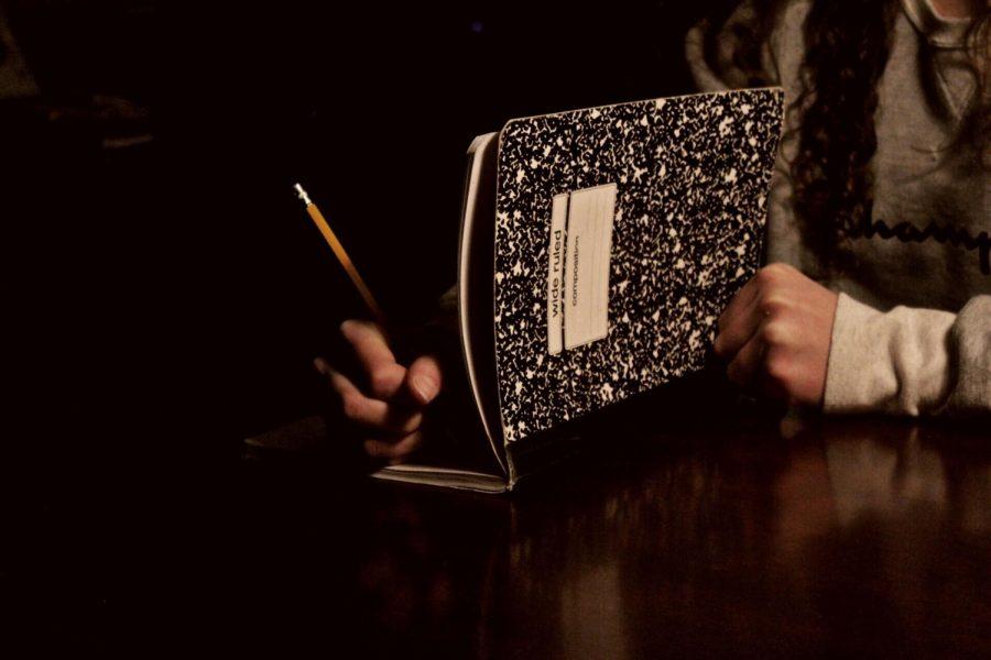 The diary of a radioactive senior.