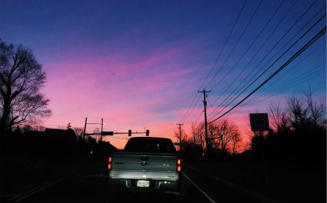 PHOTO STORY: Sunrises from Lansdale