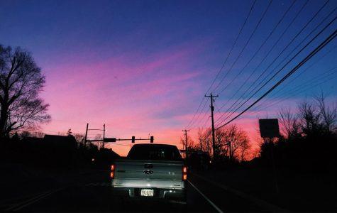 PHOTO STORY: Sunrises from Lansdale