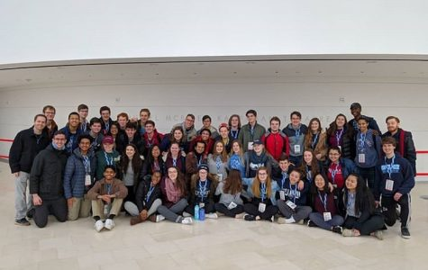 Chamber Singers travel to ACDA National Conference