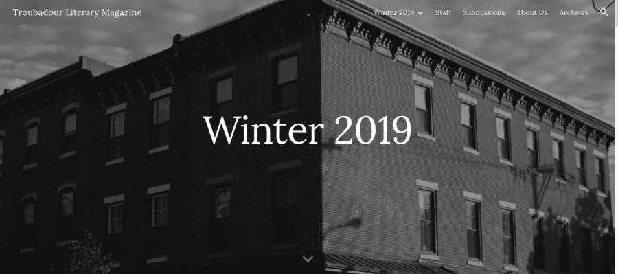 Picture+of+the+winter+edition+of+The+Troubadour+from+their+website.+The+Troubadour+is+now+accepting+submissions+for+their+spring+edition.