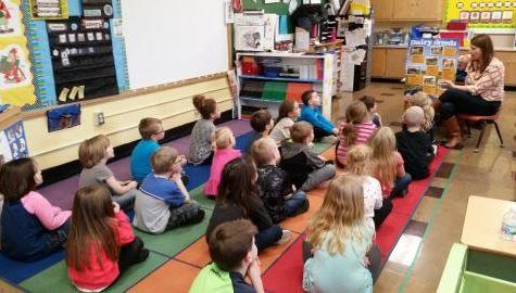 NPHS introduces emotional support kindergartners for students