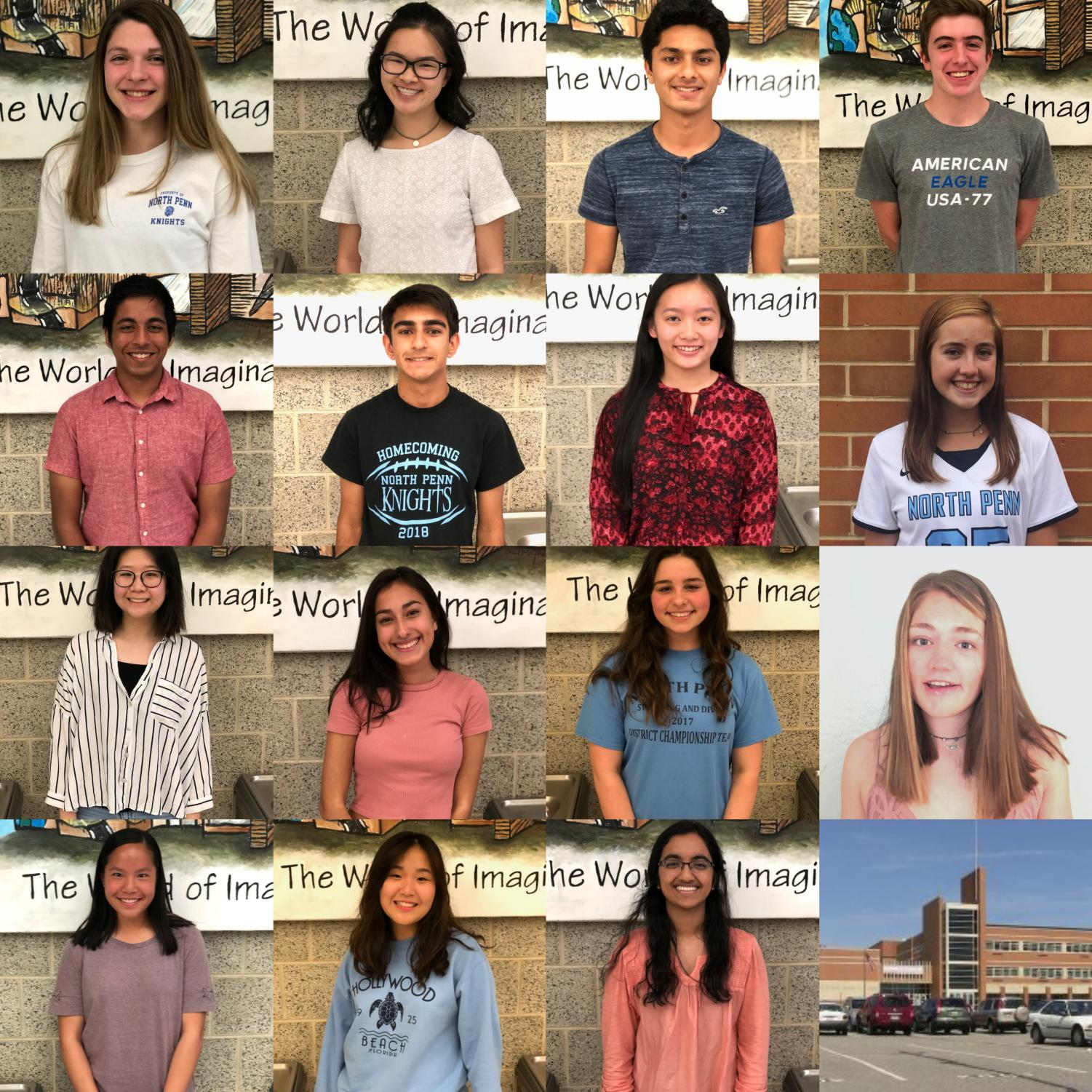 Meet your SGA candidates for the 2019-2020 school year.